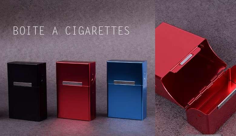 Boîte à cigarette
